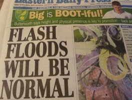Many more outbreaks of freak news stories are forecast.